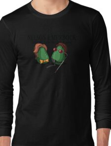 Best Damn Avocados in New York Long Sleeve T-Shirt