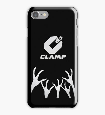 CLAMP GREMLINS iPhone Case/Skin