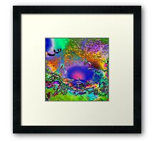 Cieling dream #4376 Framed Print