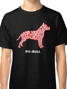 PIT BULL Classic T-Shirt