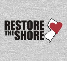 Restore the shore by teetties
