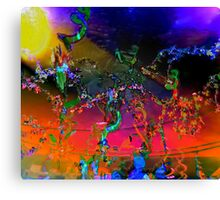 Cieling dream #4377 Canvas Print