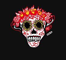 skull4 Womens Fitted T-Shirt