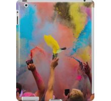 Sports - Colour Run iPad Case/Skin