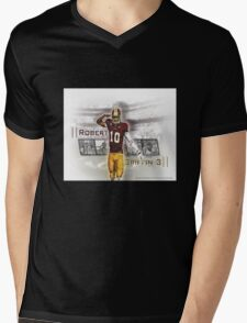 RG3 Shirt Mens V-Neck T-Shirt