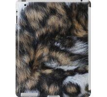 African Wild Dog Fur iPad Case/Skin