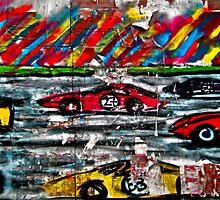 Graffiti #10 by Mark Ross
