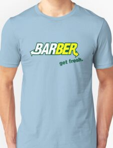"Barber Get Fresh  ""Subway"" T-Shirt"