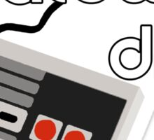 Gateway Drug - NES Sticker