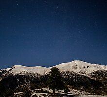 A beautifull night sky by Konstantinos Basilakakos