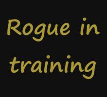 Rogue in Training Kids Tee