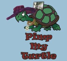 Pimp My Turtle. Kids Clothes