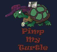 Pimp My Turtle. Kids Tee