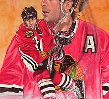 Chris Chelios by JohnnyMacK