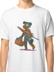 Beach cat Classic T-Shirt