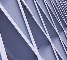 Steel Grid Structure by bobkeenan