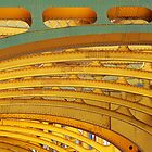 Golden Arches and Beams by bobkeenan