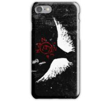 Castiel Wings iPhone Case/Skin
