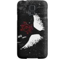 Castiel Wings Samsung Galaxy Case/Skin