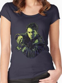 The Companion Women's Fitted Scoop T-Shirt