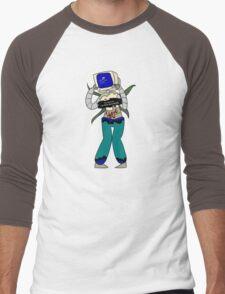 Melissa, the Computer Virus Monster Men's Baseball ¾ T-Shirt