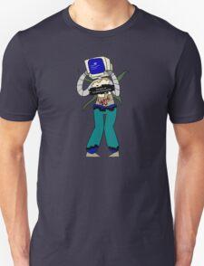 Melissa, the Computer Virus Monster T-Shirt