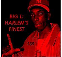Big L : Harlem's Finest [139] Photographic Print