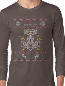 VHEH - Thors Xmas Lights Long Sleeve T-Shirt