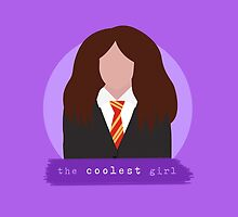 the coolest girl. by fadedrecords