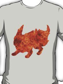 Flareon used Flamethrower T-Shirt