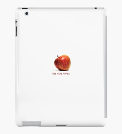 The real Apple iPad Case/Skin