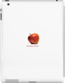 The real Apple by monsieurI