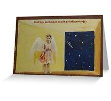 Fijne feestdagen en een gelukkig nieuwjaar Greeting Card