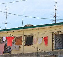 Laundry 5 by Janice Chiu