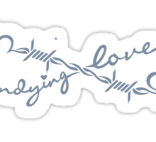 Infinity - Undying Love Sticker