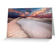 Dune Beauty Greeting Card