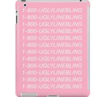 UGLYLINE BLING iPad Case/Skin