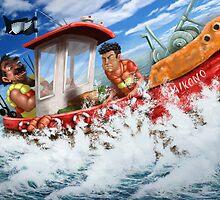 Sea Sick by Matt Katz