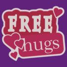 Free hugs by vivendulies