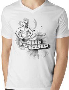 Who's absurd? Mens V-Neck T-Shirt