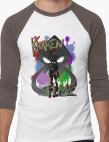 Kraken Time Men's Baseball ¾ T-Shirt