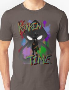 Kraken Time Unisex T-Shirt