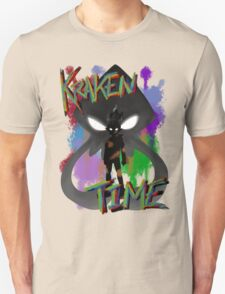 Kraken Time T-Shirt