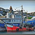Penzance Harbour by mrcoradour