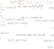 Math formula Sticker