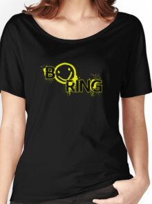 B☻ring Women's Relaxed Fit T-Shirt