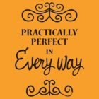 Practically Perfect by Blair Campbell