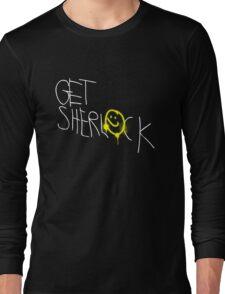 Get Sherl☻ck - 02 - Long Sleeve T-Shirt