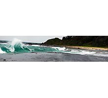 Dolphin point Photographic Print