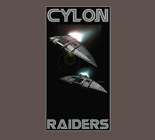 Cylon Raider Space Patrol Unisex T-Shirt